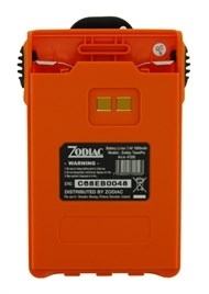 Zodiac batteri til Team Pro/Team Pro+/Safe 1800 mAh Li-ion orange