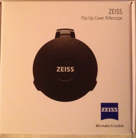 Flip-up cover Zeiss