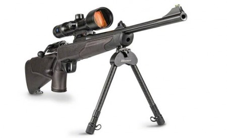 Blaser Carbon BiPod Tofot for R8 Success m/17mm løp